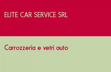 ELITE CAR SERVICE SRL