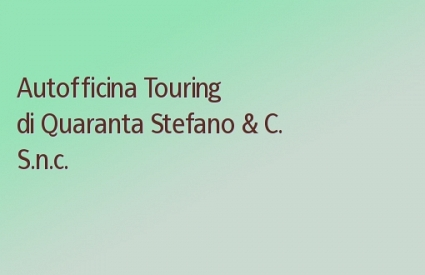 Autofficina Touring